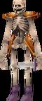 FFIII Model Skeleton
