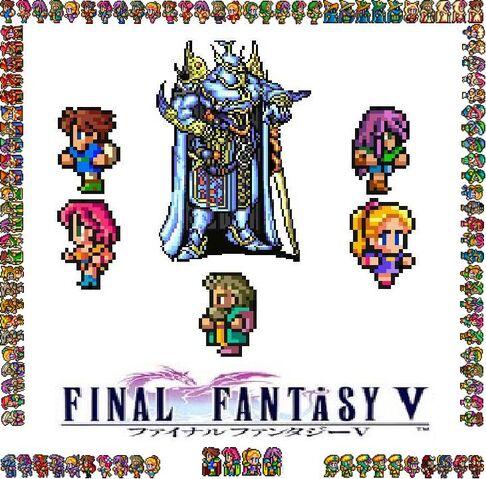 File:Final Fantasy V Wallpaper.jpg