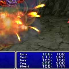 Massive Explosion