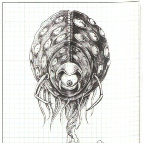 Concept artwork of the Stroper.