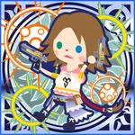 FFAB Scattershot - Yuna Legend SSR+