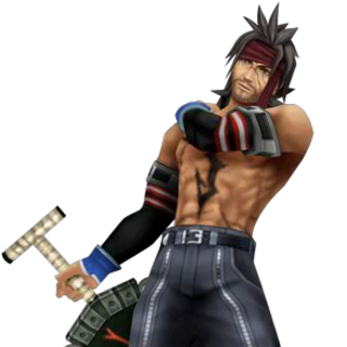 Jecht's third alt in <i>Dissidia 012</i>.