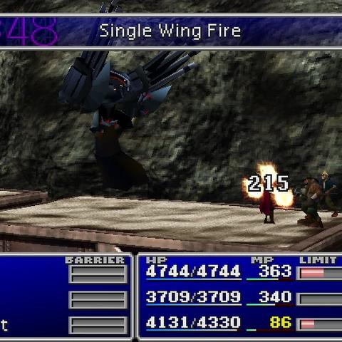 Single Wing Fire.