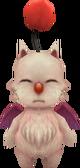 Объемная модель стандартного мугла в Final Fantasy IX.