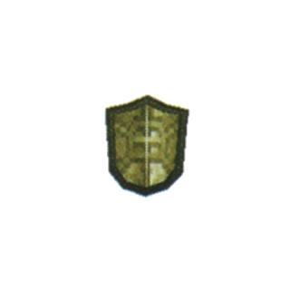 Lustrous Shield in <i>Final Fantasy IV</i> (DS).