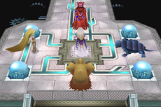 Archfiends Party FFIV DS