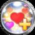 FFRK Heart Shot Icon