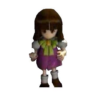 Marlene as seen in a FMV in <i>Final Fantasy VII</i>.