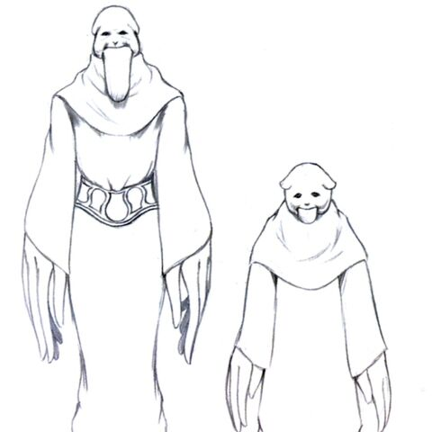 Concept art of the Shumi tribe by <a href=