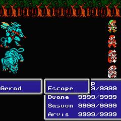 Escape (NES).