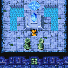 The Water Crystal (GBA).