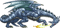 FF4PSP Clockwork Dragon