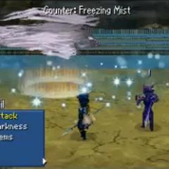 Freezing Mist (DS).