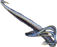 Wing Sword FFII Art