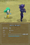 FFIVDS Child Rydia Victory Pose