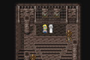 FFVI Android Ancient Castle Queen Stone