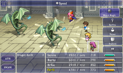 FFV iOS Speed