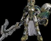 Odin Enemy FFXIII