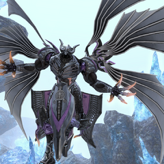 The Aspect of Chaos, the enemy based on the <i>Final Fantasy XIII</i> Bahamut.