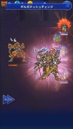 FFRK Morphing Time