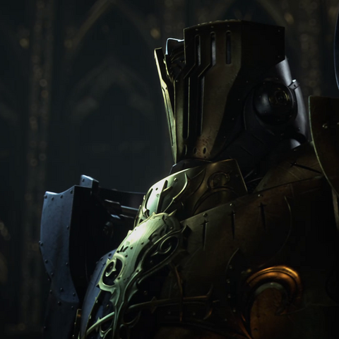Glauca as he appears in the trailer for <i>Final Fantasy XV</i> from E3 2013.