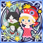 FFAB Cat Rain - Relm Legend SSR+