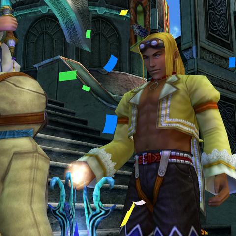 Shinra wins the <a href=