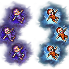 Ultimate++ Calca, Brina, & Calcabrina.