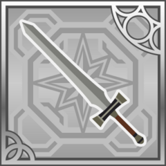 Mercenary's Greatsword (R).