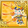 FFAB Radiant Sword - Warrior of Light SR