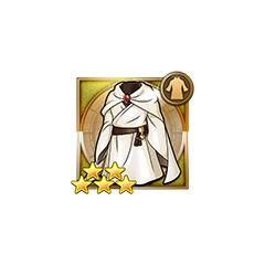 White Robe.