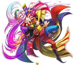 FFLTNS Kefka Artwork