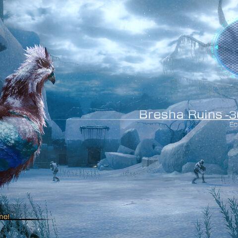 Bresha Ruins.