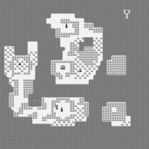 Overworld Map - Present