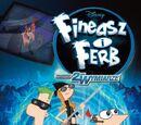 Fineasz i Ferb: Podróż w drugim wymiarze