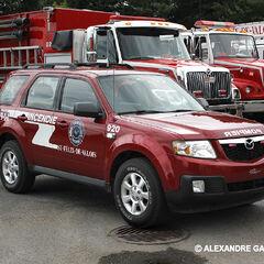 Unité <b>920</b> - 2010 Mazda Tribute