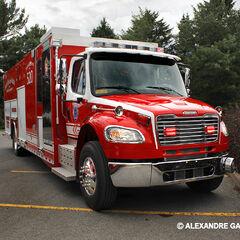 Unité <b>520</b> - 2012 Freightliner M2-106