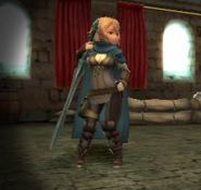 FE 13 Thief (Female Morgan)