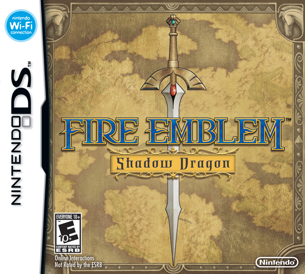 Fire Emblem: Shadow Dragon box art