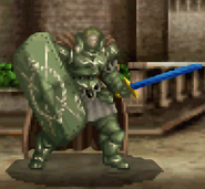 Berom battle