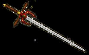 Blaggi Sword (FE5 Artwork)