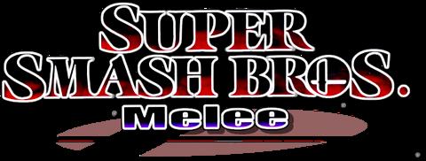 File:SSBM Game Logo.png