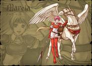 Fire Emblem 9 Marcia Portrait