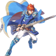 Eliwood Fight