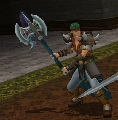 File:Silver Axe (FE10).png