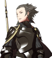 Gerome without mask