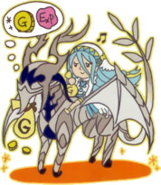 Azura Riding Dragon Corrin