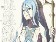 Azura Concept Art 1