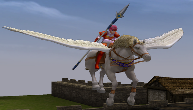 File:FE9 Pegasus Knight (Marcia).png