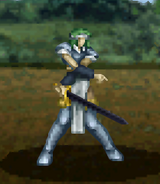 Krisheenu battle (Swordmaster)